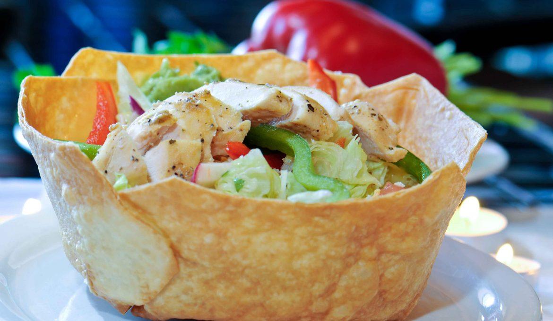 Supremo Taco Salad