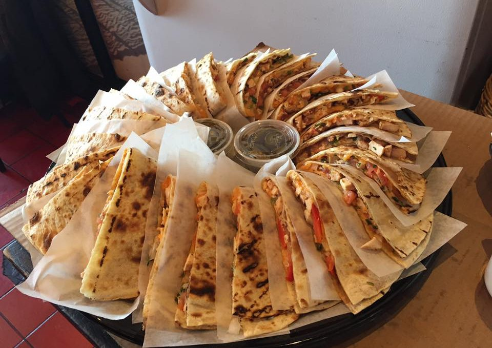 Quesadilla Tray